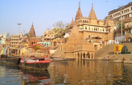 Monumentos sagrados de Varanasi