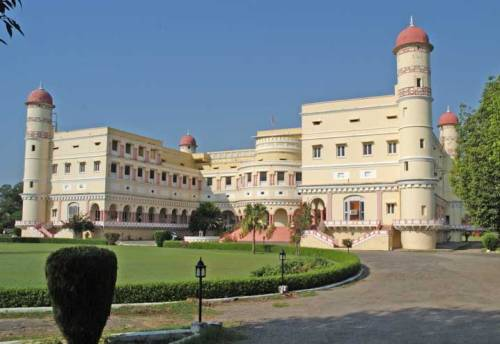 Hoteles en la India