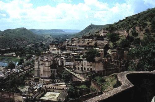 Bundi, una ciudad de Rajasthan