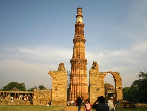 Minarete Qutub Minar