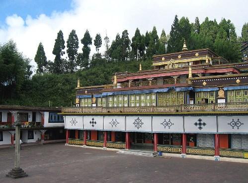 Monasterio de Rumtek