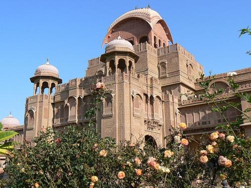 Bikaner, ciudad de palacios y fortalezas