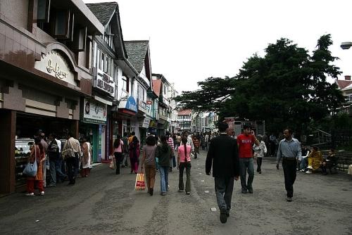La Cima en Shimla