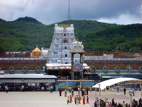 Templo de Tirupati Venkateswara