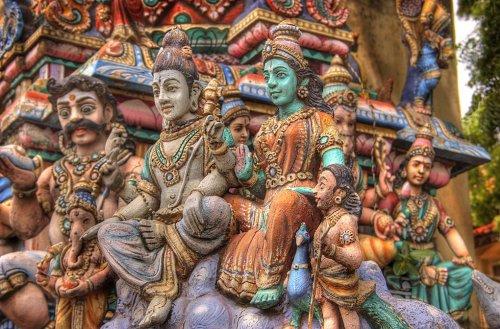 Arte en las calles de Chennai