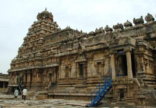Los Grandes Templos Chola
