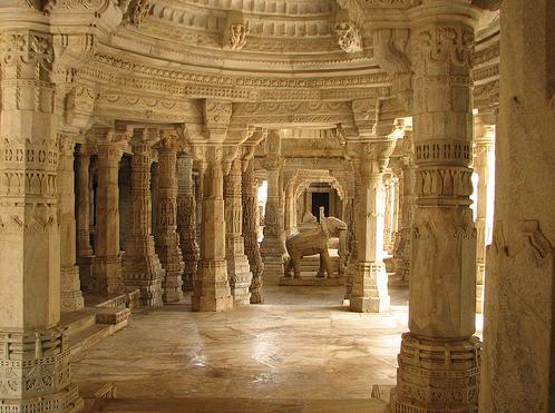 Templos en la India