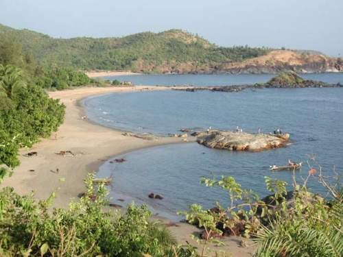 Playas de Gokarna, turismo en Karnataka