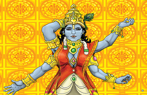 Mitología de la India