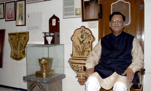Museo de retretes en India, WC históricos