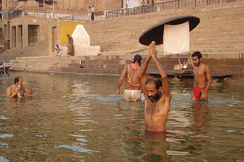 Religión y peregrinaciones en la India