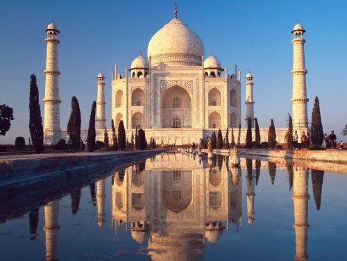 Triángulo Dorado de la India, ruta turística