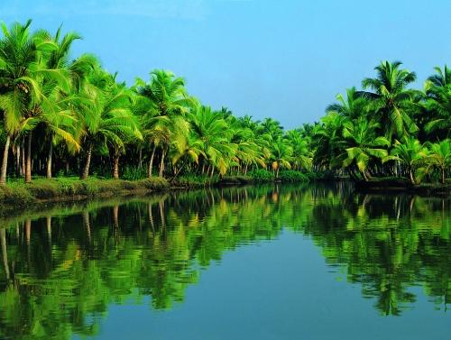 Alleppey, en Kerala