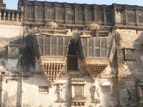 Bhuj, el Fuerte Bhujia.