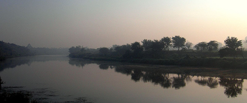 Godavari, rio importante en la India