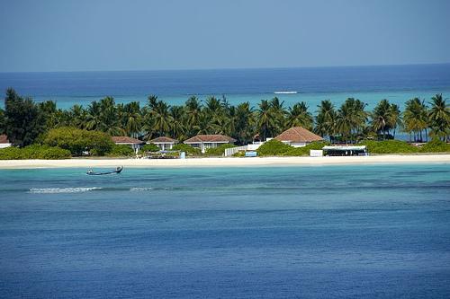 La isla de Kadmat