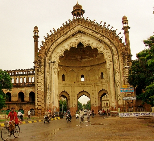 Lucknow, la capital de Uttar Pradesh