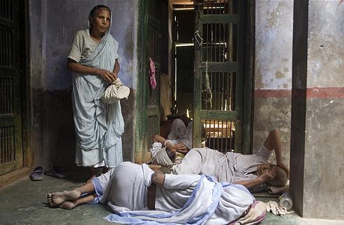 El Satí en la India, estigma de las viudas