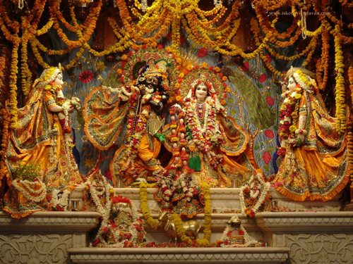 Vrindavan, ciudad sagrada de Krishna