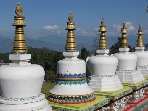 Kalimpong en el Himalaya