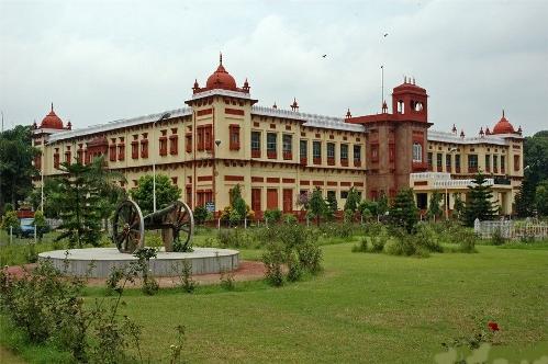 El museo de Patna.