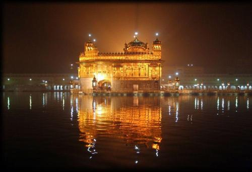 La ciudad sagrada de Amritsar
