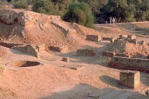 Harappa, antigua ciudad de Gujarat, Valle del Indo