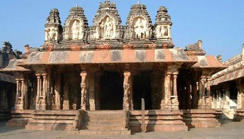 El templo de Hospet.