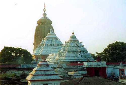 El templo de Jagannathpur, Ranchi