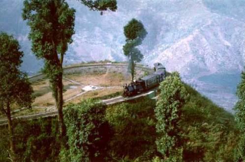 Darjeeling, cordillera del Himalaya