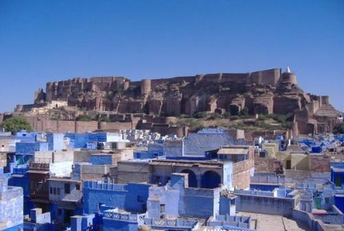 Jodhpur, segunda ciudad de Rajhastan