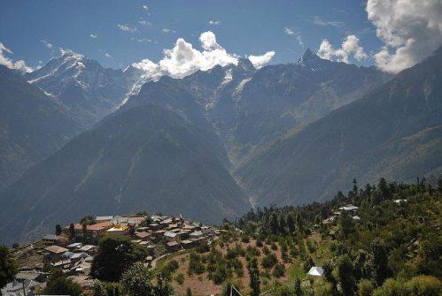 Kalpa, Kinnaur, Himalayas