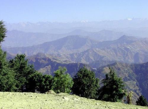 Kufri, una estacion de montaña