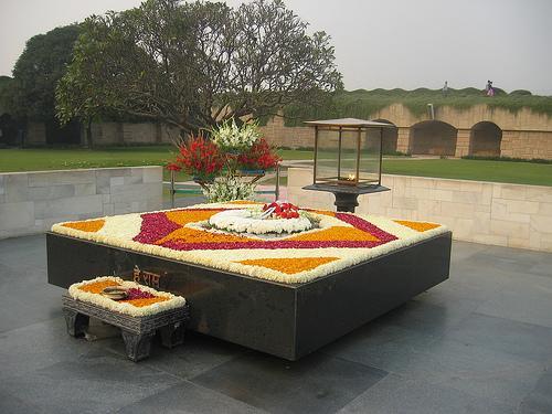 El Museo Nacional Gandhi, en Nueva Delhi