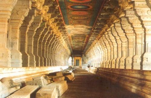 Templo de Rameshwaram