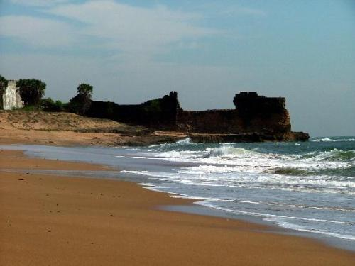Playa Jalandhar, isla de Diu