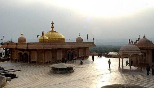 El templo de Jwalamukhi