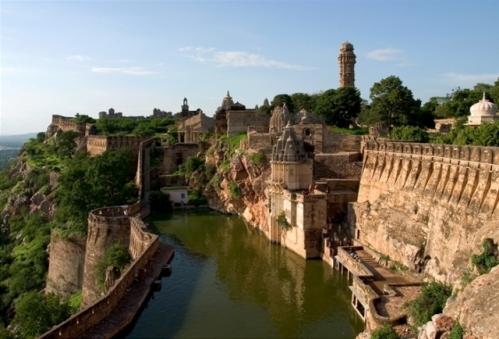 Yacimientos arqueologicos de Champaner Pavagadh