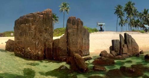 Playa de Malpe, Karnataka
