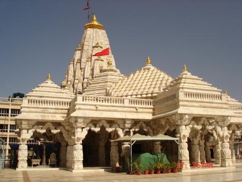 El templo de Ambaji