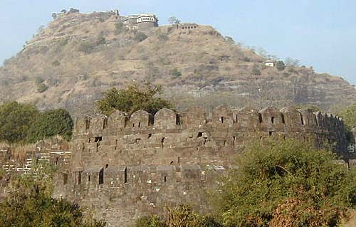 Daulatabad y el Fuerte de Devagiri