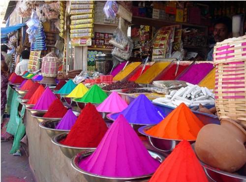 Mysore, con los cinco sentidos
