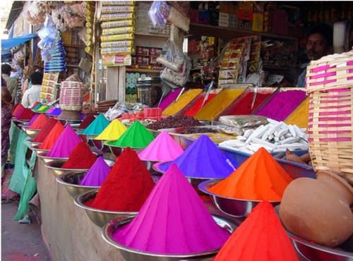 Colores de Mysore