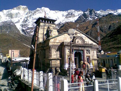 Kedarnath, belleza y religion