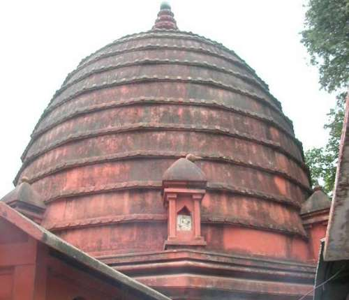 El templo de Sukresvara