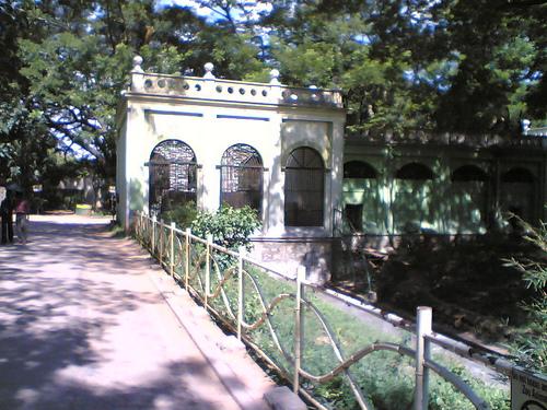El zoo de Mysore