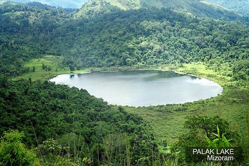 Saiha y el lago Palak, paraiso de pescadores