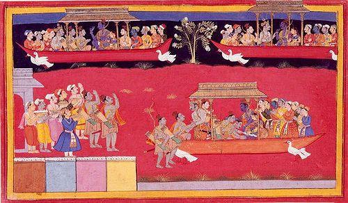 Leyenda de Sita y Rama