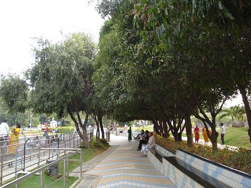 Tres parques para toda la familia en Hyderabad