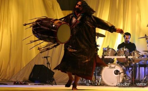 Bailarin Dhol